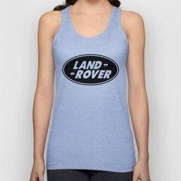 land rover Unisex Tank Top