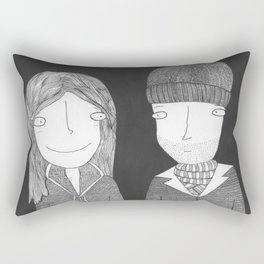 Joel & Clementine Rectangular Pillow