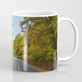 Autumn Road Trip Coffee Mug