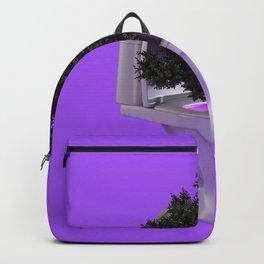 Toilet Bowl Backpack