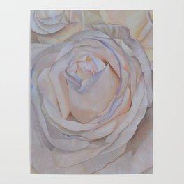 Blushing Hearts by Teresa Thompson Poster