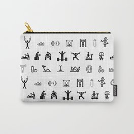 GYM Sets Carry-All Pouch