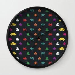 8 bits Wall Clock