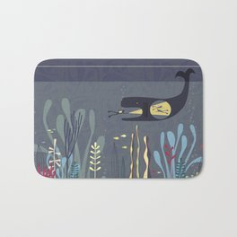 The Fishtank Bath Mat