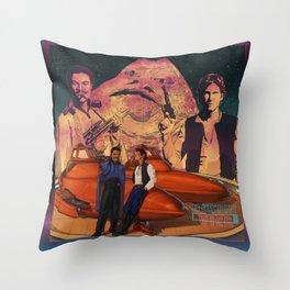 Bespin Vice Throw Pillow