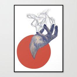 Suspiria Canvas Print