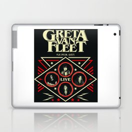Greta Van Fleet tour 2018 Laptop & iPad Skin