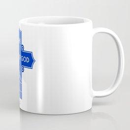 The Gate Of God Coffee Mug
