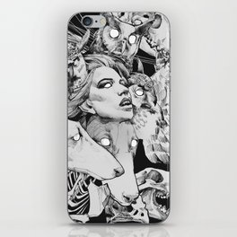 Hecate iPhone Skin
