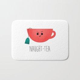 Naught-tea Bath Mat