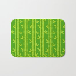Evergreen Chinese Bamboos Bath Mat