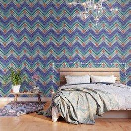 Jirra Boho Chevron {1A} Wallpaper