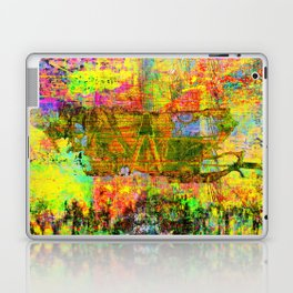 3am Thoughts Laptop & iPad Skin