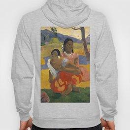 Paul Gauguin -  Nafea Faa Ipoipo (When Will You Marry?) Hoody