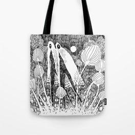 Veils Tote Bag