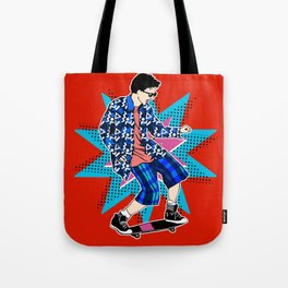 90s to the X-Treme Tote Bag