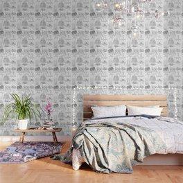 Sunday Dim Sum - Line Art Wallpaper