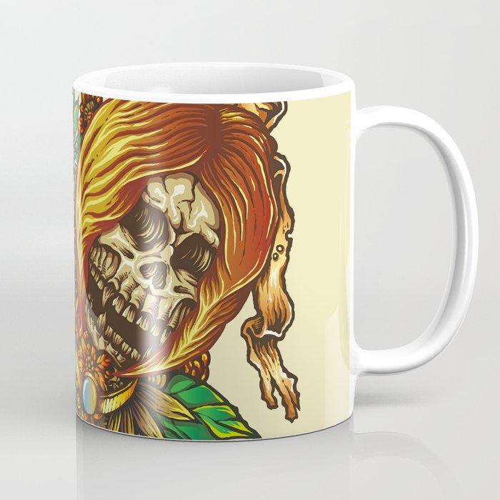 Until The Death Coffee Mug