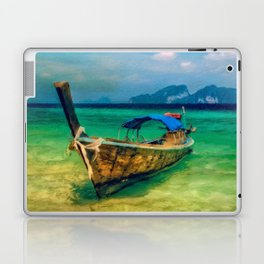 Thai Longboat Laptop & iPad Skin
