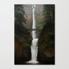 Multnomah wonder! Canvas Print