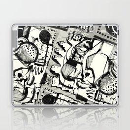 Quality Time Laptop & iPad Skin