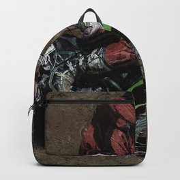 Turning Point - Motocross Racing Backpack