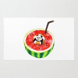 How Pandas Keep it Cool Rug