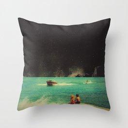 Thassos Throw Pillow