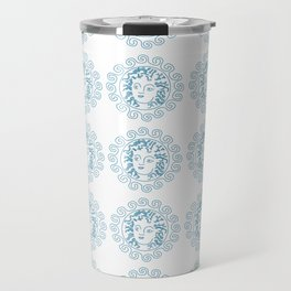 Summer symbolic art Travel Mug