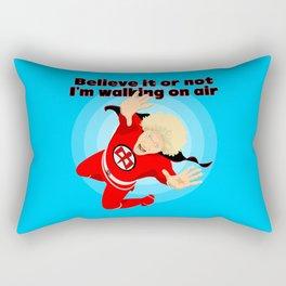 Believe it or not Rectangular Pillow