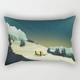 Worth the Wait Rectangular Pillow