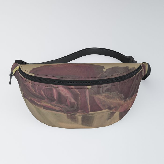 The veins of Roses Fanny Pack