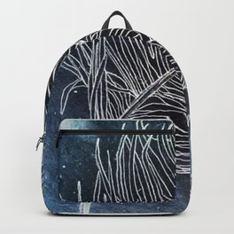 Palm Leaf Earth Day and Easter Backpack