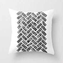 Man Made Throw Pillow