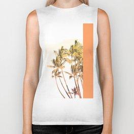 The Palm Trees Biker Tank