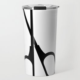 scissors Travel Mug