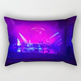 Dark Side Of Moon Concert Rectangular Pillow