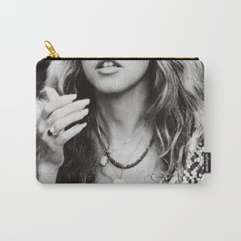 Stevie Nicks Graphic Hippie Carry-All Pouch