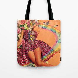 Open heart open mind Tote Bag