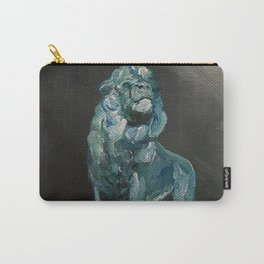 Art Institute Lion Carry-All Pouch