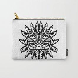 Polynesian Sun Carry-All Pouch