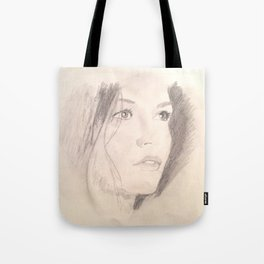 Catherine Zeta-Jones Tote Bag