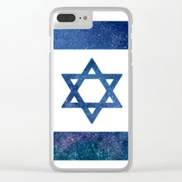 Love Israel  congratulations 462 Clear iPhone Case