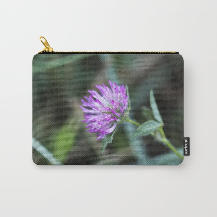 Sweet Clover Carry-All Pouch