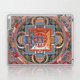 Mandala of Jnanadakini Laptop & iPad Skin