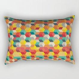 Rubicube Rectangular Pillow