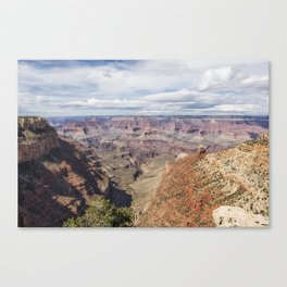 Grand Canyon No. 6 Canvas Print
