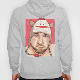 the Sock Monkey Boy Hoody