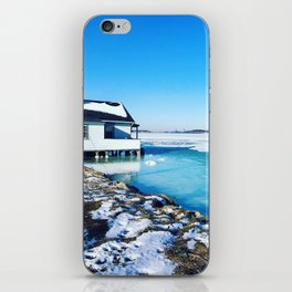 Hull iPhone Skin