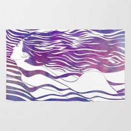 Water Nymph VI Rug